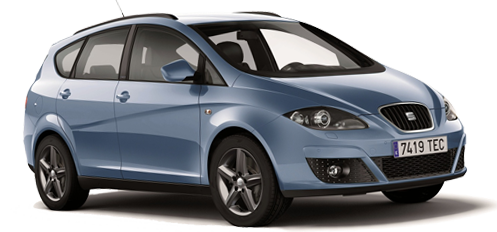 Seat Altea - Long Term Car Rental Tenerife